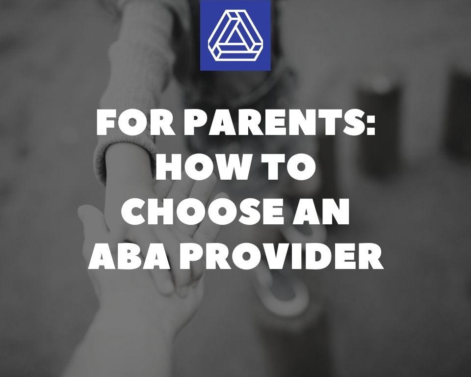 Web ABA Blog Parent Guide